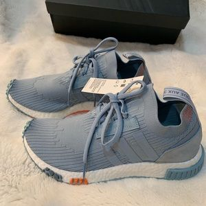 Adidas Nmd Racer primeknit women's Sz 7 shoes new